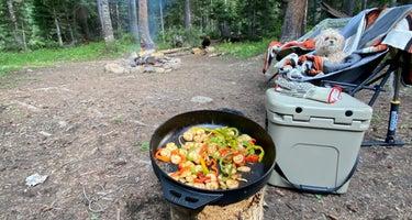Vaughn Lake Campground