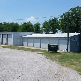 Storage facilities available on-site.