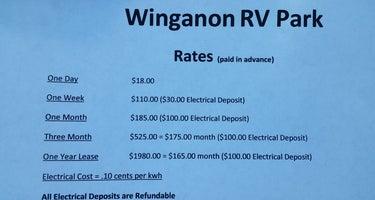 Winganon RV park