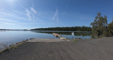 Gerber Recreation Area Camping