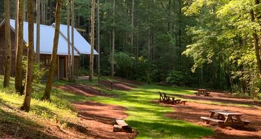 Cherryfield Creek Luxury  Campsite