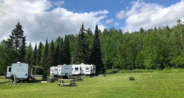 Ash River Campground