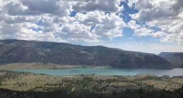 Joes Valley Reservoir