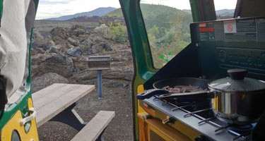 Craters of the Moon Group Campground