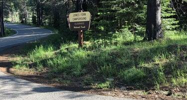 Jones Fork Campground