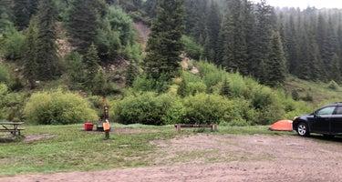 Rifle Mountain Park- Sawmill Gulch