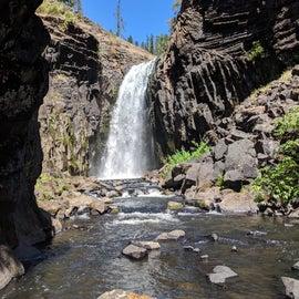 Lower Elk Creek Falls