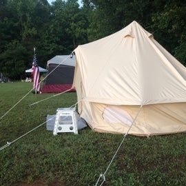 Family Camp at Greenway