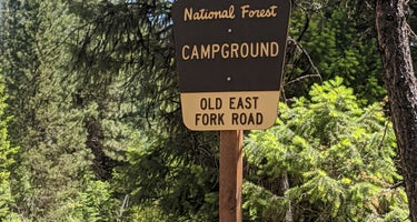 East Fork Cxts-Dispersed Site Camping Area