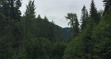 Doris Creek Campground