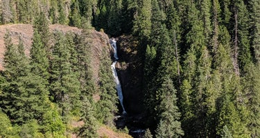 Elk River Recreation District - Spur Road - Upper and Lower