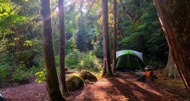 Sulphur Creek Campground