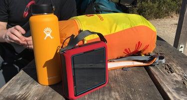 San Clemente State Beach Campground
