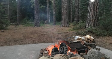 Cattle Camp Campground