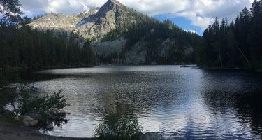 Lake Louie Dispersed Camping