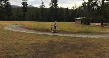 Salmon Meadows Campground
