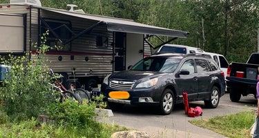 Lodgepole Campsite