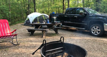 Sand Lake Campground