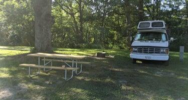 Spring Lake Park Campground (City Park)