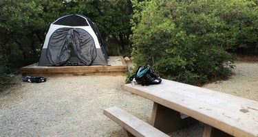 Starr Spring Campground