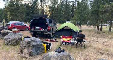 Teanaway Campground