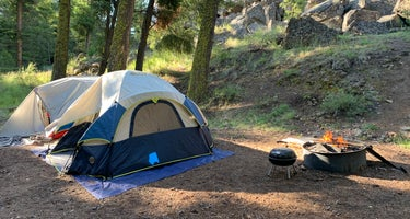 Williams Lake Campground