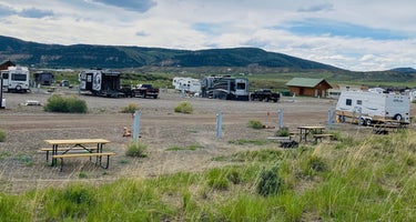 Trail and Hitch Tiny Home Hotel and RV Park