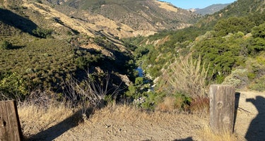 Los Padres National Forest Arroyo Seco Campground