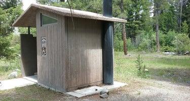 Beaverhead National Forest Pettengill Campground