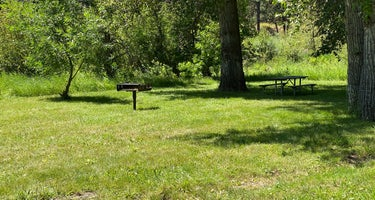 Hilgard Junction State Park