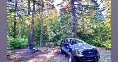 Kinzel Lake Campground
