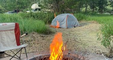 Boundary Bay Campground