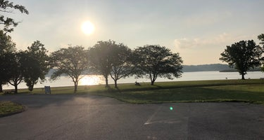 Mississinewa Lake - Miami Recreation Area