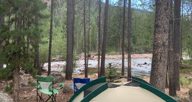 Ashley National Forest Riverview Campground