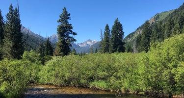 Spanish Creek Picnic Area