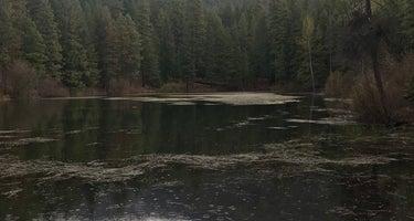 Tieton Pond