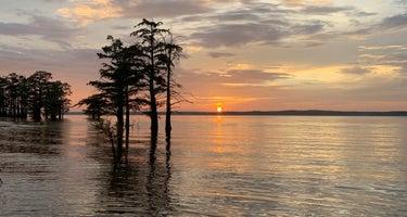 Sardis Lake - COE/Clear Creek