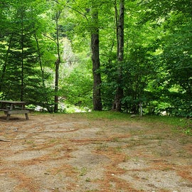 Site 26  Living Water Campground