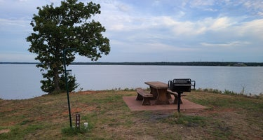 Clear Bay - Lake Thunderbird State Park