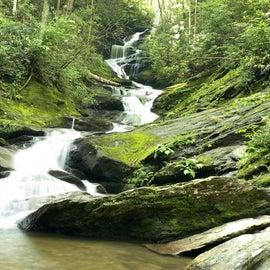 Roaring Forks Falls