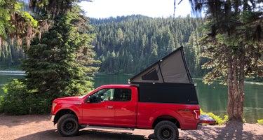 Lake Elsie Campground
