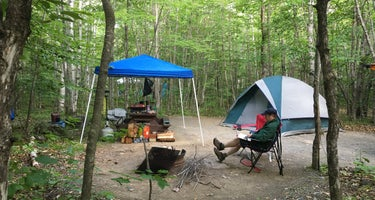 South Branch Pond Campground