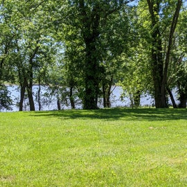 Banks of the Ohio River