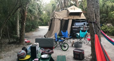 Fort De Soto Campground