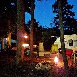 Campsite B16