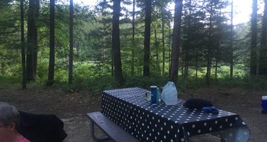 Ocqueoc Falls State Forest Campground
