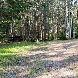 Site 30 Aroostock State Park