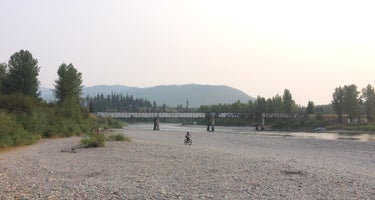 Polebridge River Access Site