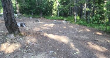 Theseus Creek Campground