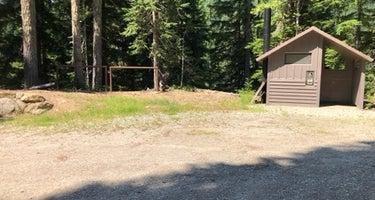 Little Wenatchee Ford Campground